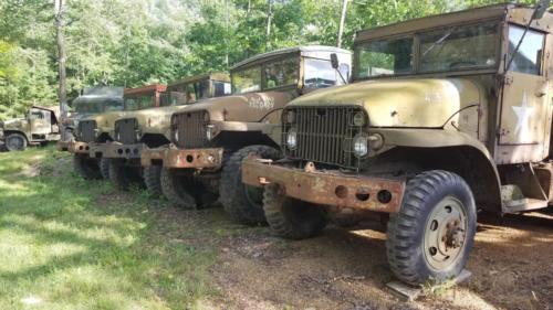 Central Wisconsin Military Show (8/2019)