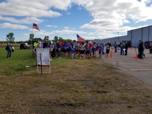 Red White & Blue Run (9/2019)